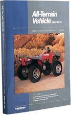 Clymer All-Terrain Vehicle Maint. Manual Vol II Honda TRX125,TRX200SX 86-88