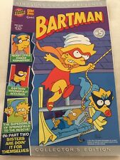 Bartman #5 Collector's Edition (Softcover,2006) Lisa Maggie Front Cover Bongo