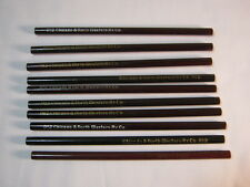 Chicago North Western Railway Railroad Co. Vintage Pencil Lot of 10   T*