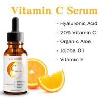 20% Vitamin C Face Serum + 5%Hyaluronic Acid + 2.5%Retinol-Cream - Derma Roller