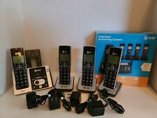 AT&T  Handset Answering System Model CL83519 Very Good **ONLY 4 HEADSETS**