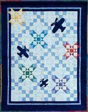 Scrappy Quilt Pattern - FAST & EASY - Star Light Quilt Pattern Colorful NEW #421
