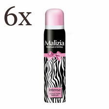 MALIZIA DONNA Intense Seduction Parfum deodorant 6x 100 ml deo