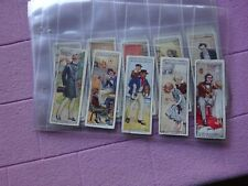 More details for complete set - typhoo tea - story david copperfield ( 3 cards badly cut)