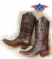 Cowboystiefel Westernstiefel Stiefel Country WBL-03 Gr. 41