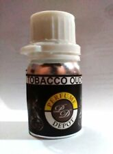 TOBACCO OUDH 50 gm/1.7oz Fragrance oil Undiluted,Premium Perfume blend Indian.