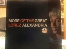More of the great Lorenz alexendria-record