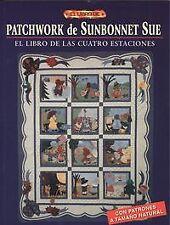 Patchwork de sunbonnet sue. NUEVO. Nacional URGENTE/Internac. económico. MANUALI