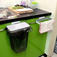 Küchen Tür halter Müllsackständer Regal für Abfallsammler cRUWK