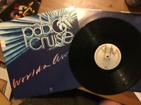 Pablo Cruise: Worlds Away LP on A&M Label SP-4697 from 1978 in VG+/VG+