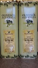 Family Kardamakis Extra Virgin Olive Oil, from West Crete Chania2 x 5 liters
