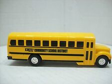 ERTL COMMUNITY SCHOOL DISTRICT TOY SCHOOL BUS ~ STOP SIGN MOVES