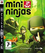 MINI Ninjas ~ ps3 (in ottime condizioni)
