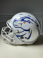 Boise State University Broncos RARE Football Helmet - Riddell Revolution - MWC