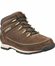 Timberland Men's Boots Suede Winter Shoes Brown