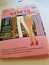 Assets By Sara Blakely Maternity Support Pantyhose Sz 1