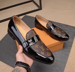 Louis-vuitton mens shoes 8.5 (42 ) EUR