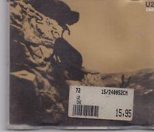 U2-One cd maxi single
