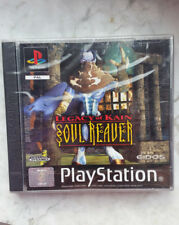 PS1 Legacy of Kain - Soul Reaver sealed / new / neu - Playstation 1