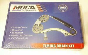 Timing Chain Kit for 97-03 Ford E150 E250 Econoline F150 4.2L OHV 12V