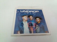 "UNDROP ""LOVE"" CD SINGLE 1 TRACKS"