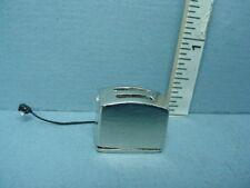 Dollhouse Miniature Toaster A2940Sv Falcon 1/12th Scale Non-Working