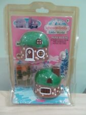 SYLVANIAN - VINTAGE LITTLE WORLD MOLE HOUSE - NEW IN PACKAGING