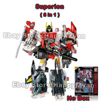 Transformers Superion(6 in 1)Complete Combiner Wars Action Figure Toys KO.ver