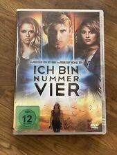 Ich bin Nummer 4 DVD Mystery-Abenteuer FSK 12