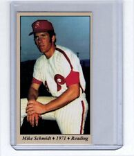 Mike Schmidt '71 Reading Phillies Tobacco Road Series #37