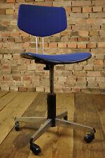 60er Vintage Office Chair Architects Swivel Chair Desk Office Chair 70er 2