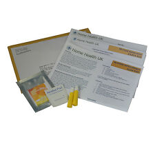 Postal Pack Elisa Food Intolerance/Allergy home test kit - 90 foods tested.