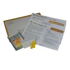 Postal Pack Elisa Food Intolerance/Allergy home test kit - 90 foods tested.