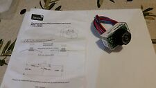 Newlec Photocell, Miniature, Surge Suppressed, 105 lux Switch Off