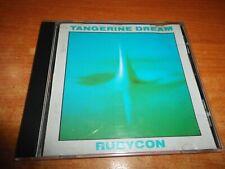 TANGERINE DREAM Rubycon CD ALBUM UK CONTIENE 2 TEMAS