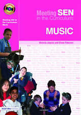 NEW Meeting SEN in the Curriculum: Music by Victoria Jaquiss