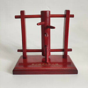 Wing Chun Mini Version of Wing Chun Boxing Wooden Dummy Pile Model