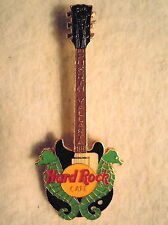 Hard Rock Cafe Puerto Vallarta Seahorse Guitar Pin
