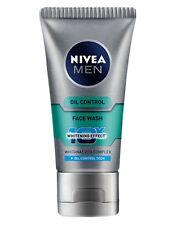 Nivea Whitening Oil Control 10X Face Wash Whitanat Vita Complex 50 Grams (ml)
