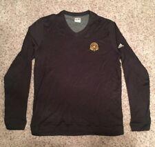 Authentic Adidas 93rd PGA Championship Men's L/S Pullover Size M Medium Black