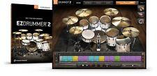 Toontrack EzDrummer 2 - Genuine License Serial - Digital Delivery - PC & Mac