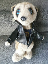 Vassily Meercat from Meerkovo. Official Product. Compare The Market. So Cute.  !