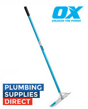 OX Tools Pro Aluminium Concrete Rake With Rebar Hook OX P016303