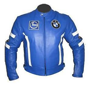 BMW Racing Motorbike Leather Jacket Biker Mens Motorcycle Leather Mens Jackets