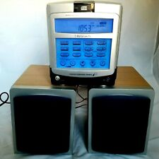 Emerson Research Vintage Stereo Model ES2 Touch Screen CD Radio REMOTE Speakers