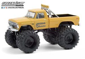 1:64 GreenLight *KINGS OF CRUNCH 8* ARIZONA SIDEWINDER 1975 Ford MONSTER TRUCK