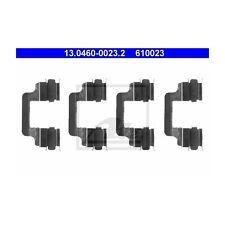 ATE 13.0460-0023.2 Zubehörsatz, Scheibenbremsbelag   für Audi A6 A6 Avant A5