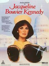 JACQUELINE BOUVIER KENNEDY Movie POSTER 27x40 Jaclyn Smith James Franciscus Rod