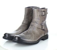 17-23 NEW $255 Men's Sz 13 M French Connection Lille Leather High Boot In Gray