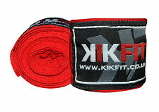 KIKFIT Boxing Hand Wraps Bandages Inner Gloves MMA Muay Thai Fist Protector UFC